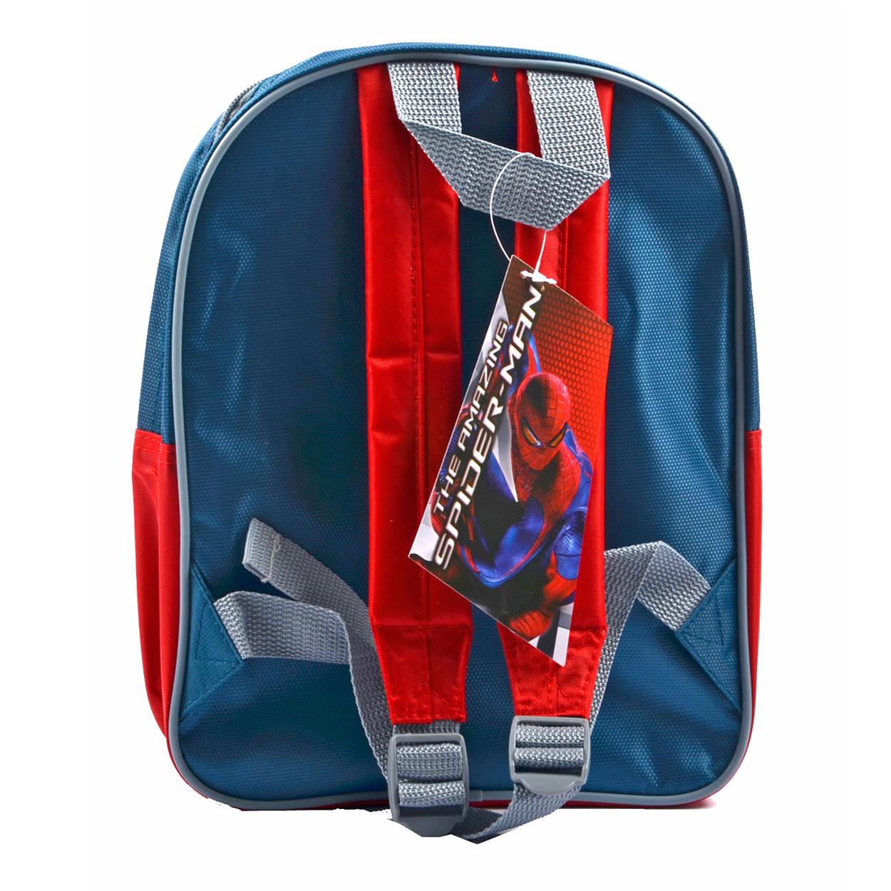 Tassen Ontwerp Wedstrijd : Spiderman rugzak met voorvak kopen lobbes