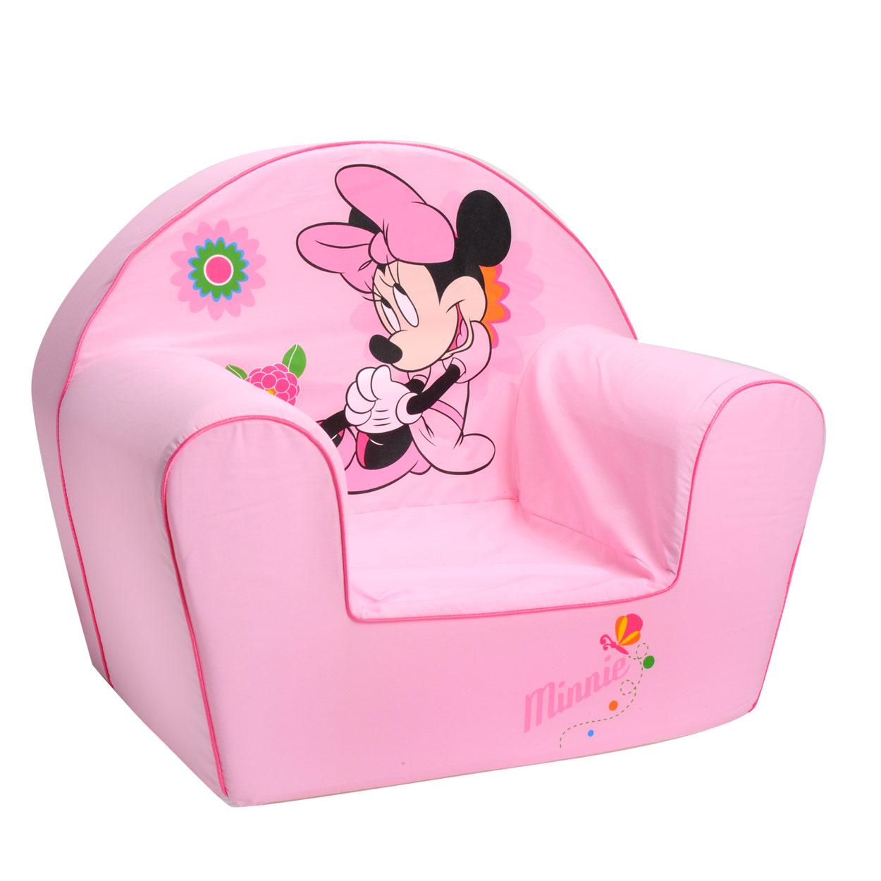 Minnie Mouse Stoel.Stoel Minnie