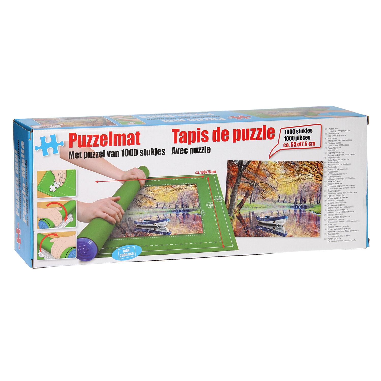 Puzzelmat Puzzel 1000st Online Kopen Lobbesnl