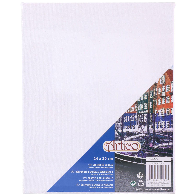 Canvas Doek Op Frame 24 X 30 Cm Online Kopen Lobbesnl