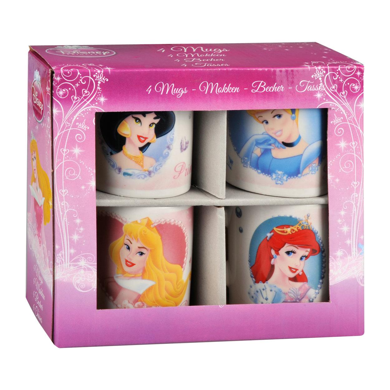 Hedendaags Disney Mok Klein Prinsessen, 4dlg online kopen   Lobbes Speelgoed BE-07