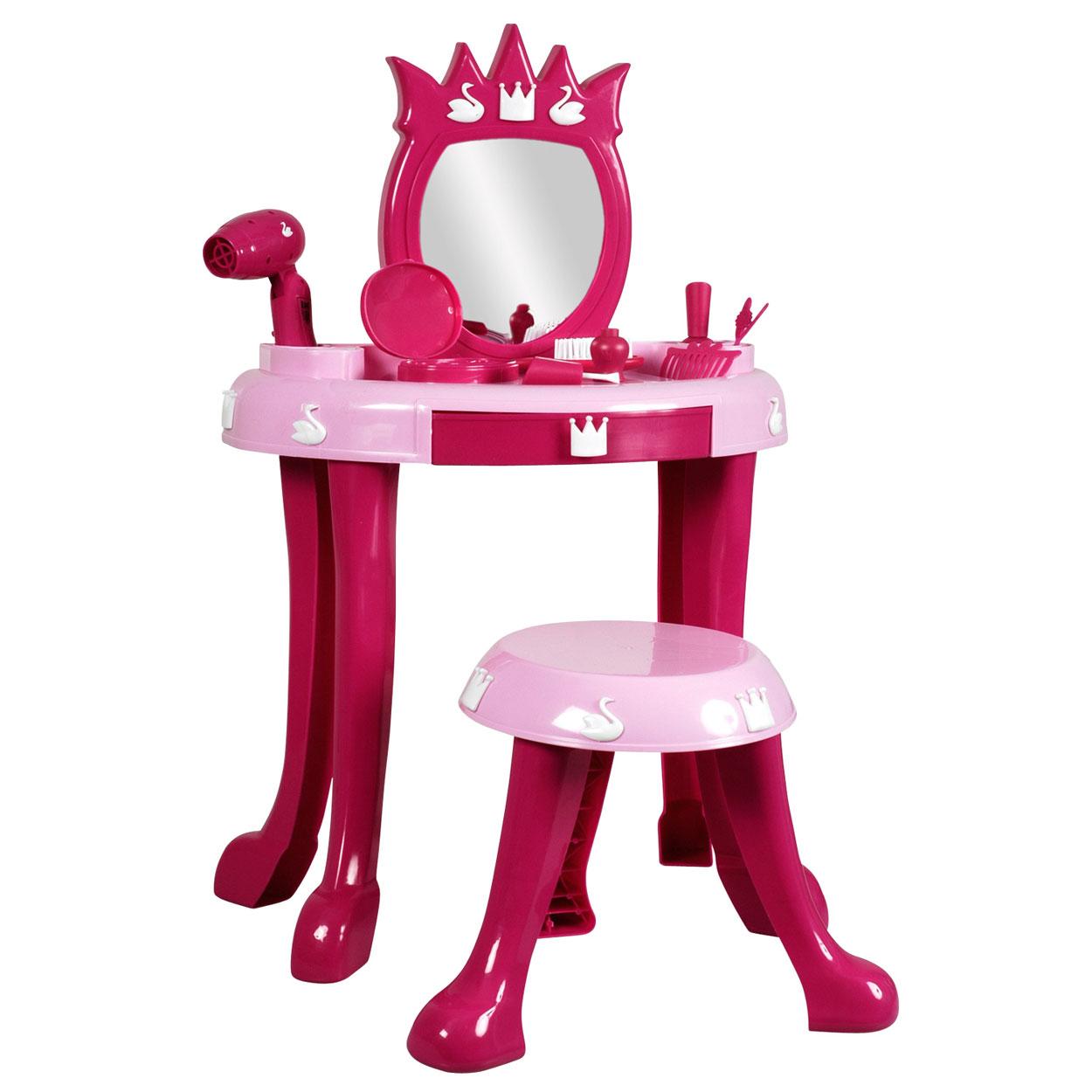 Kaptafel Voor Kinderen.Kaptafel Met Accessoires Online Kopen Lobbes Speelgoed