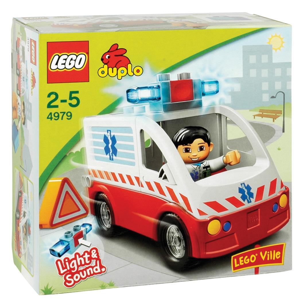 Duplo Ambulance Online Kopen Lobbesnl