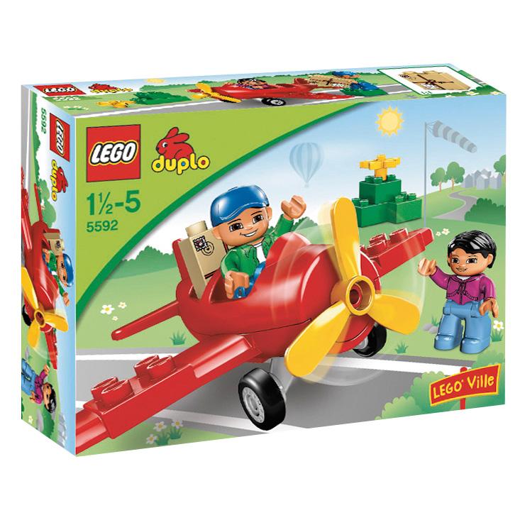 Lego Duplo Legoville 5592 Mijn Eerste Vliegtuig Online Kopen Lobbesnl