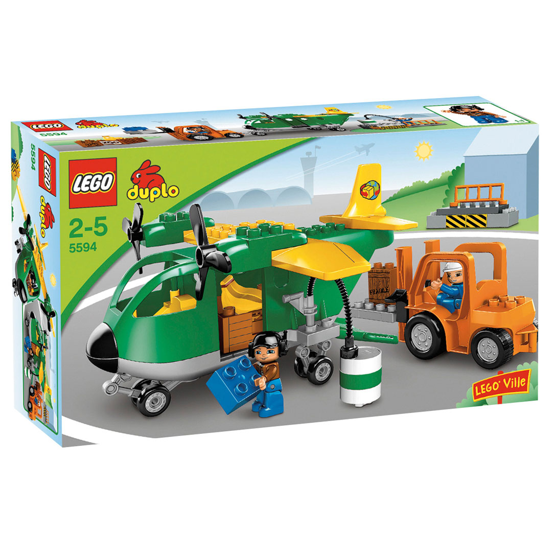 Lego Duplo Legoville 5594 Vrachtvliegtuig Online Kopen Lobbesnl