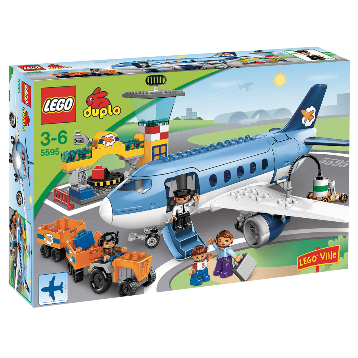 Lego Duplo Vliegveld Online Kopen Lobbesnl
