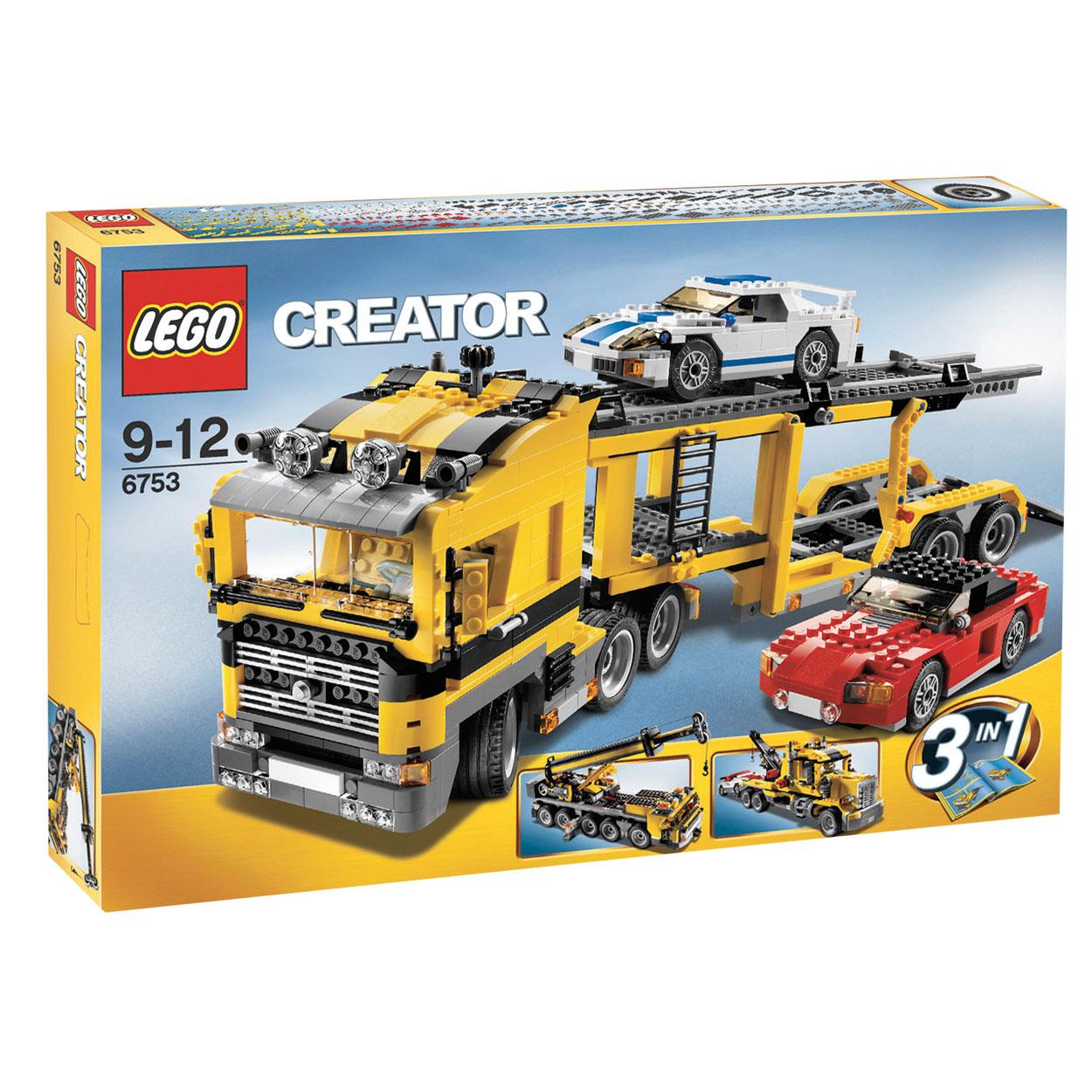 Fonkelnieuw LEGO Creator Snelwegtransport online kopen | Lobbes Speelgoed EI-63