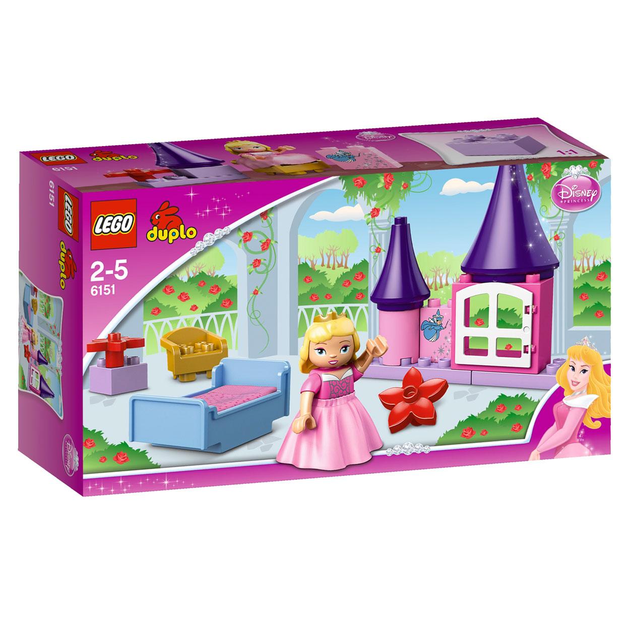 LEGO DUPLO Princess 6151 Doornroosje\'s Slaapkamer online kopen ...