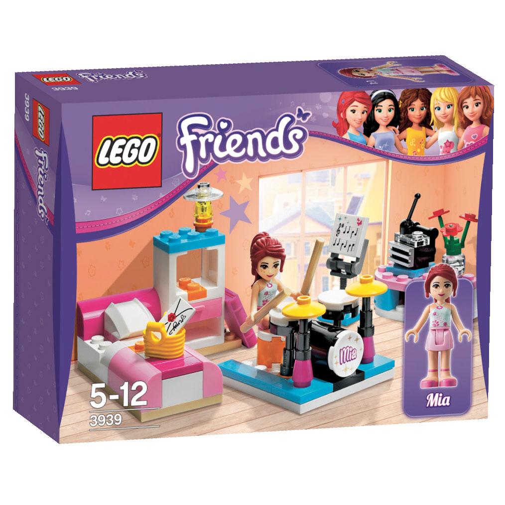 LEGO Friends 3939 Mia\'s Slaapkamer online kopen | Lobbes.nl