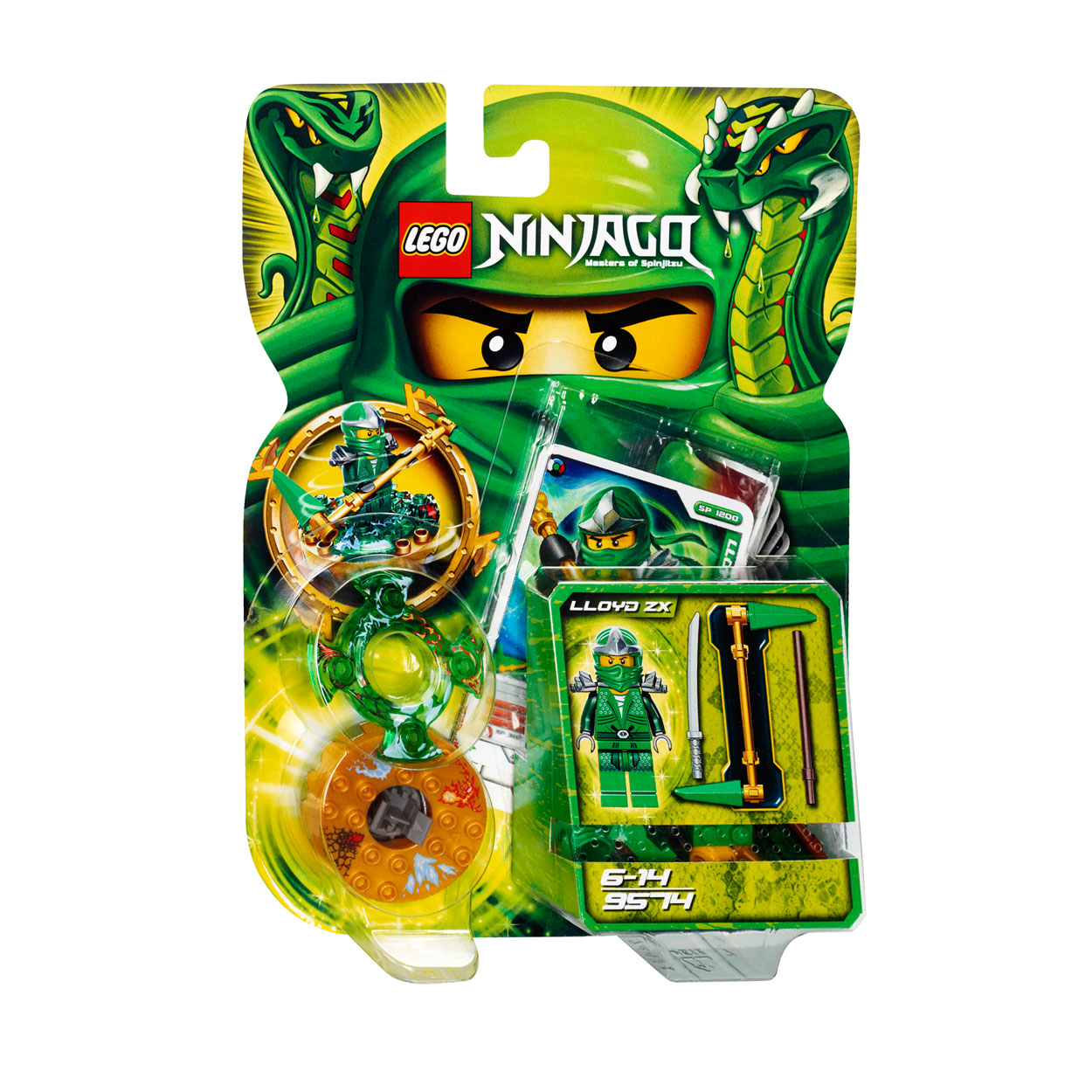 Lego ninjago 9574 lloyd zx online kopen - Ninjago lego lloyd ...