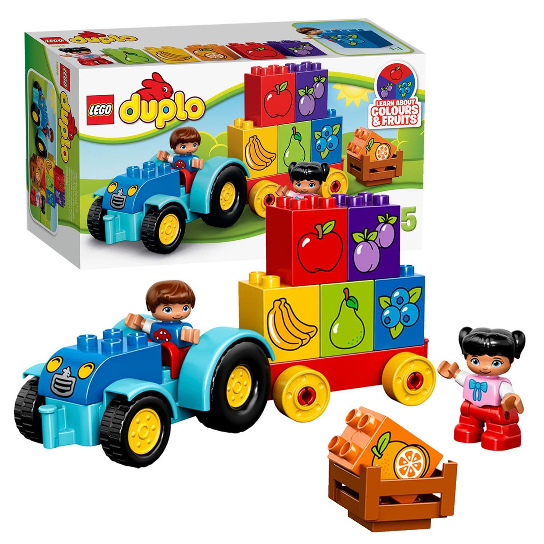super schattig laagste korting aliexpress LEGO DUPLO 10615 Mijn Eerste Tractor