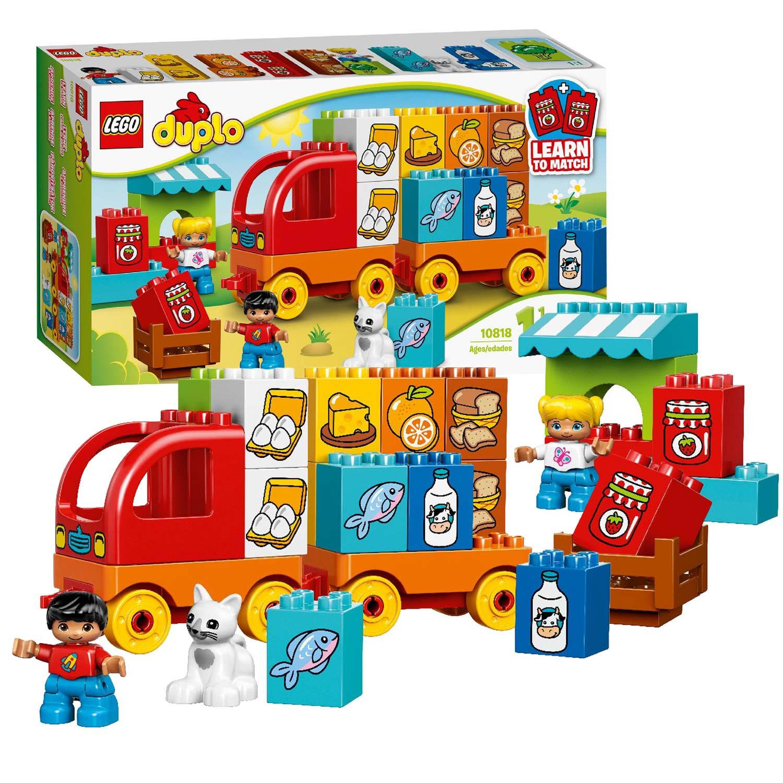 de beste houding verschillende kleuren uk goedkope verkoop LEGO DUPLO Creative Play 10818 Mijn Eerste Vrachtwagen