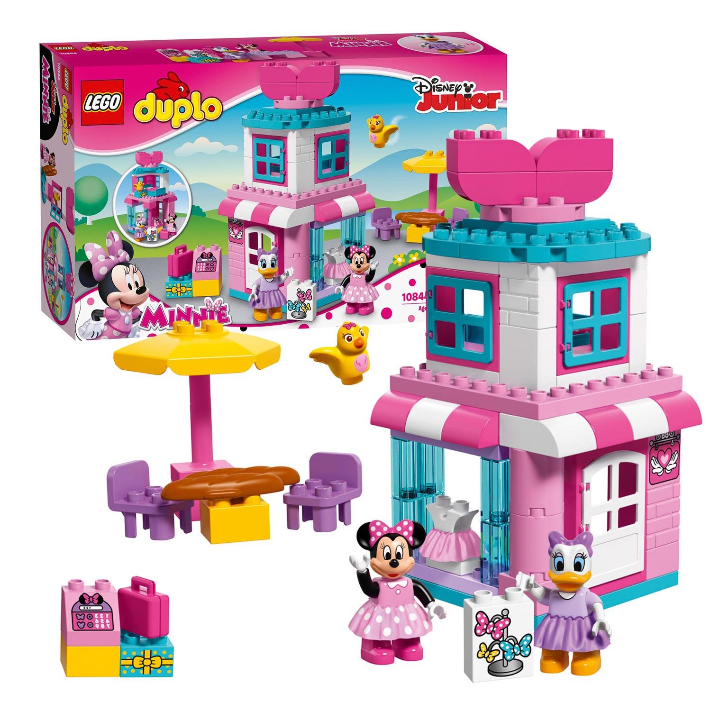 Britse beschikbaarheid gedachten over promotiecodes LEGO DUPLO 10844 Minnie Mouse Bow-tique