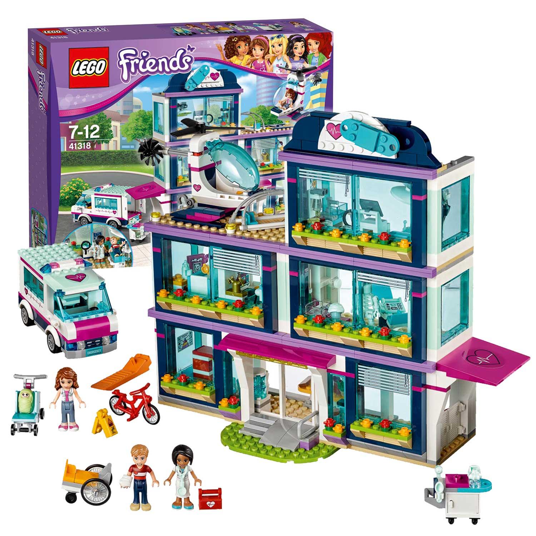 Lego Friends 41318 Heartlake Ziekenhuis Online Kopen Lobbesnl