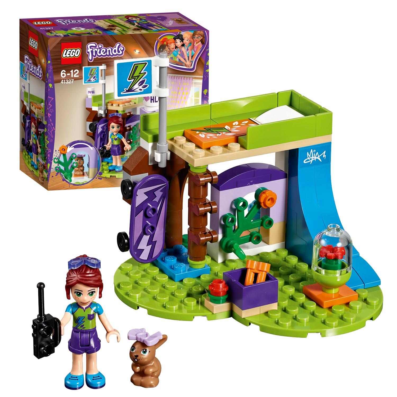 LEGO Friends 41327 Mia\'s Slaapkamer online kopen | Lobbes.nl