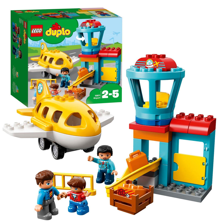 Lego Duplo 10871 Vliegveld Online Kopen Lobbesnl