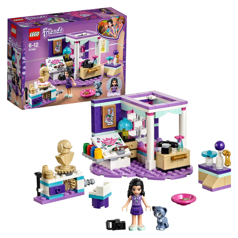 Lego Friends 41342 Emma S Luxe Slaapkamer Online Kopen