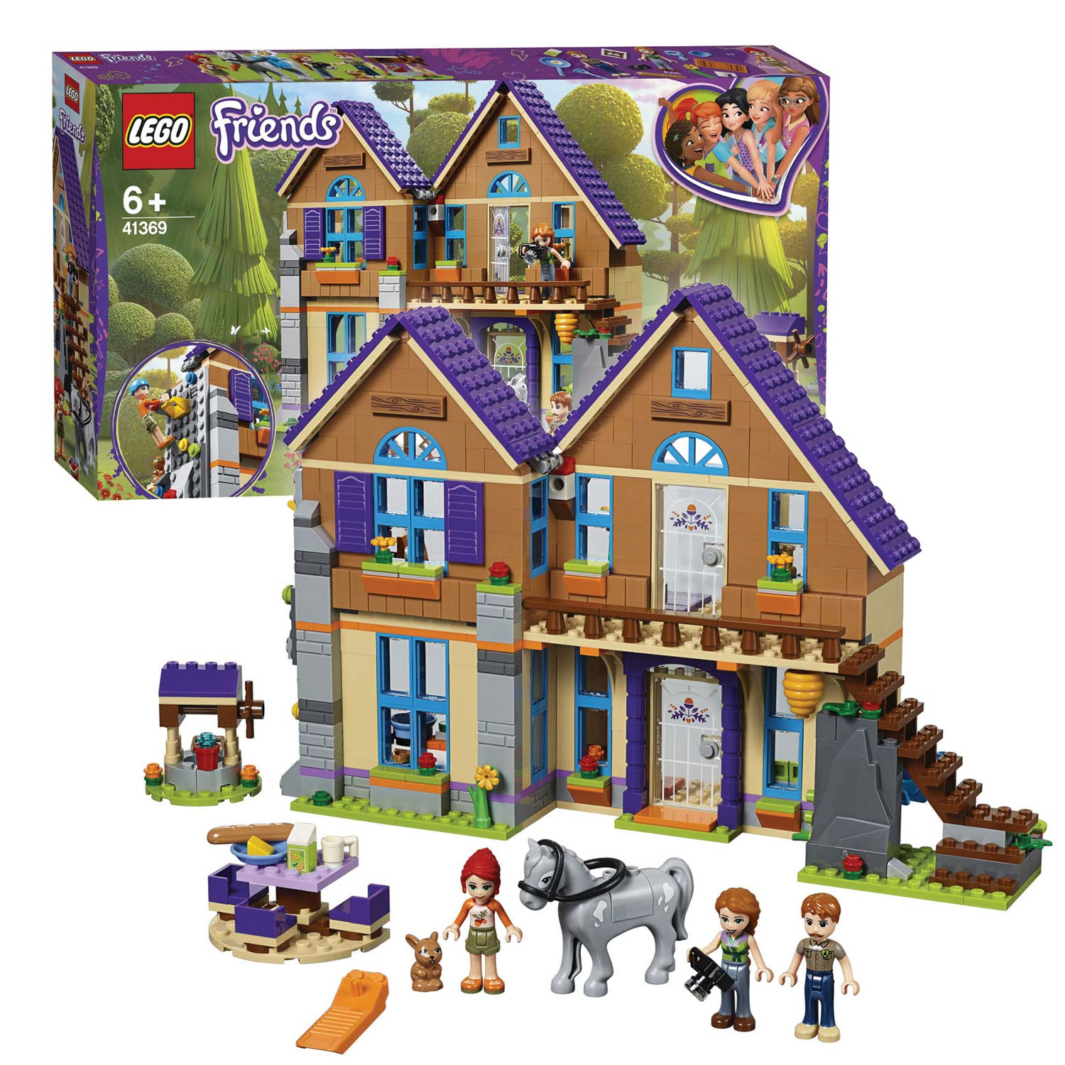 LEGO Friends 41369 Mia's Huis