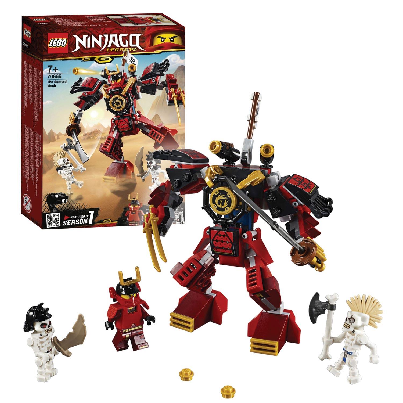 Verwonderend LEGO Ninjago 70665 De Samoerai Mech online kopen | Lobbes Speelgoed WB-11