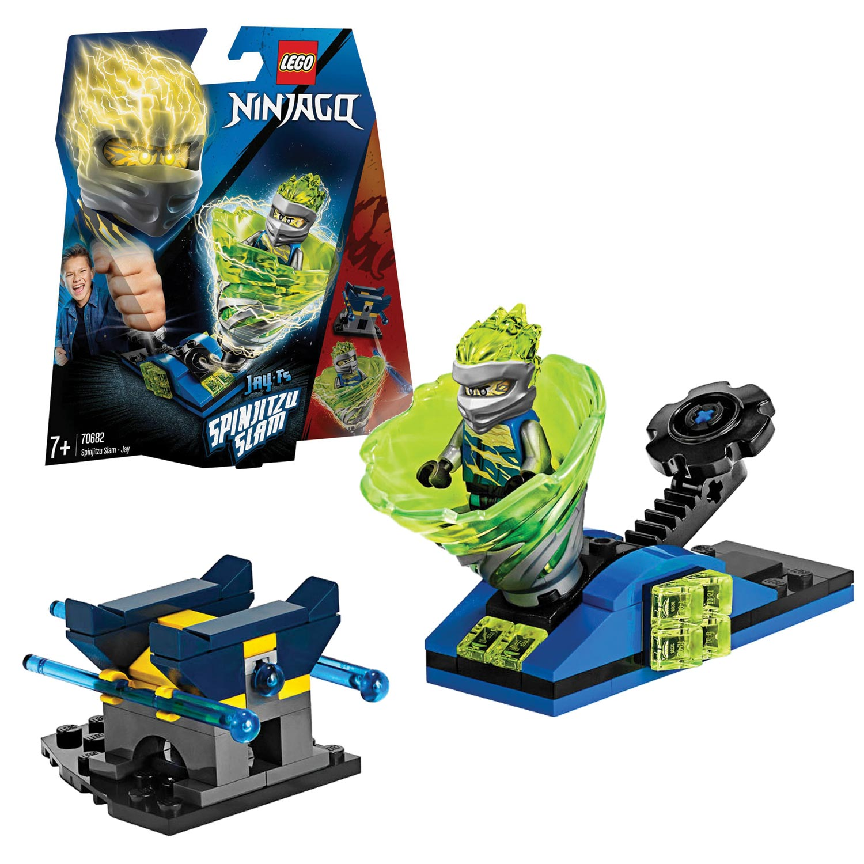 Verwonderlijk LEGO Ninjago 70682 Spinjitzu Slam - Jay online kopen | Lobbes JC-66
