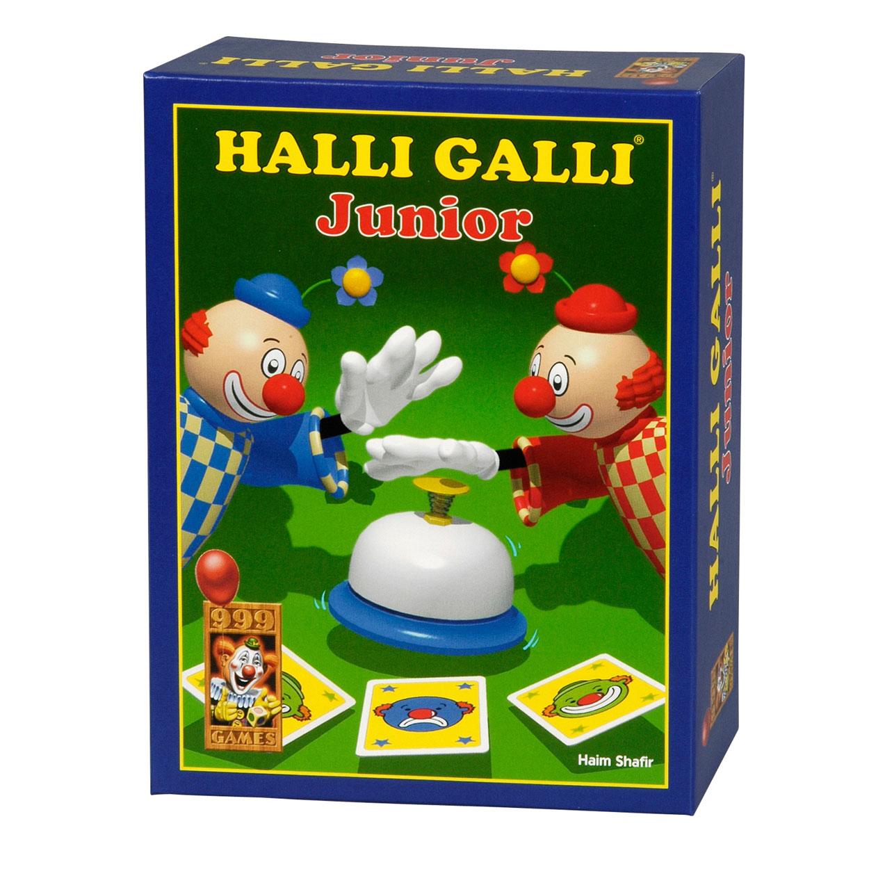 Jeux de société Gigamic Halli Galli Junior  La Minuté Bébé