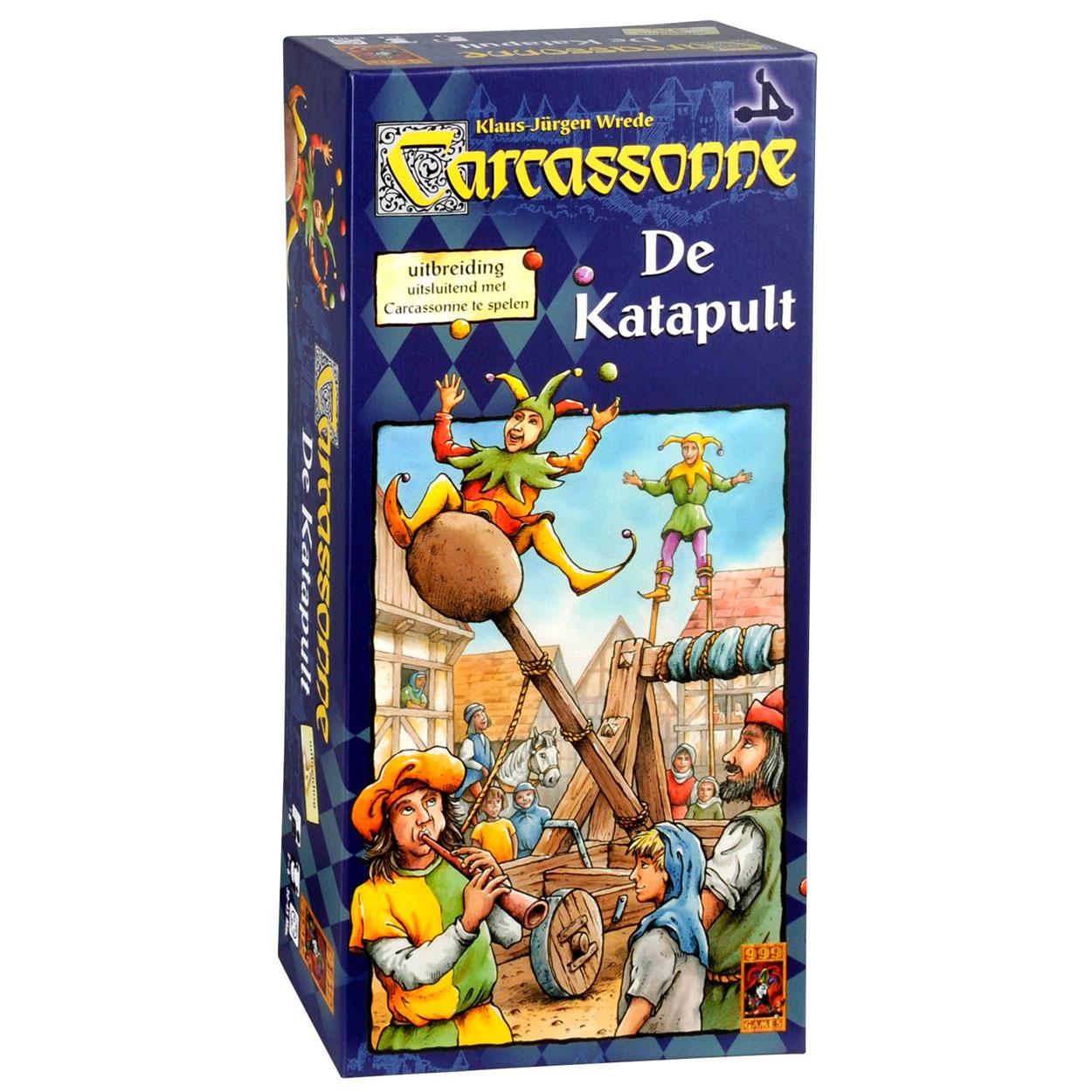 Carcassonne Katapult