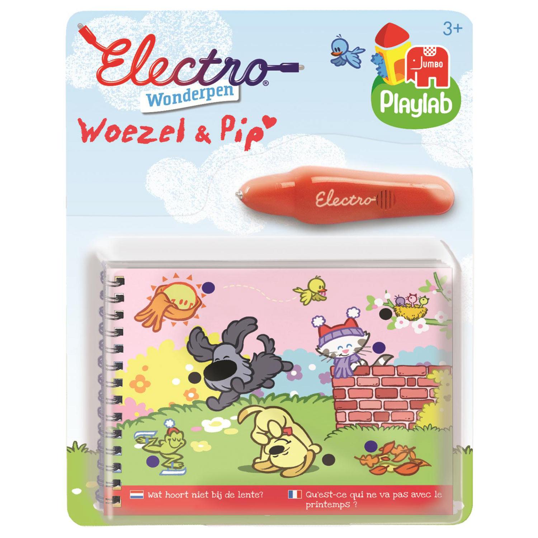 dc03208a2ae2f9 Electro Wonderpen - Woezel & Pip online kopen | Lobbes Speelgoed