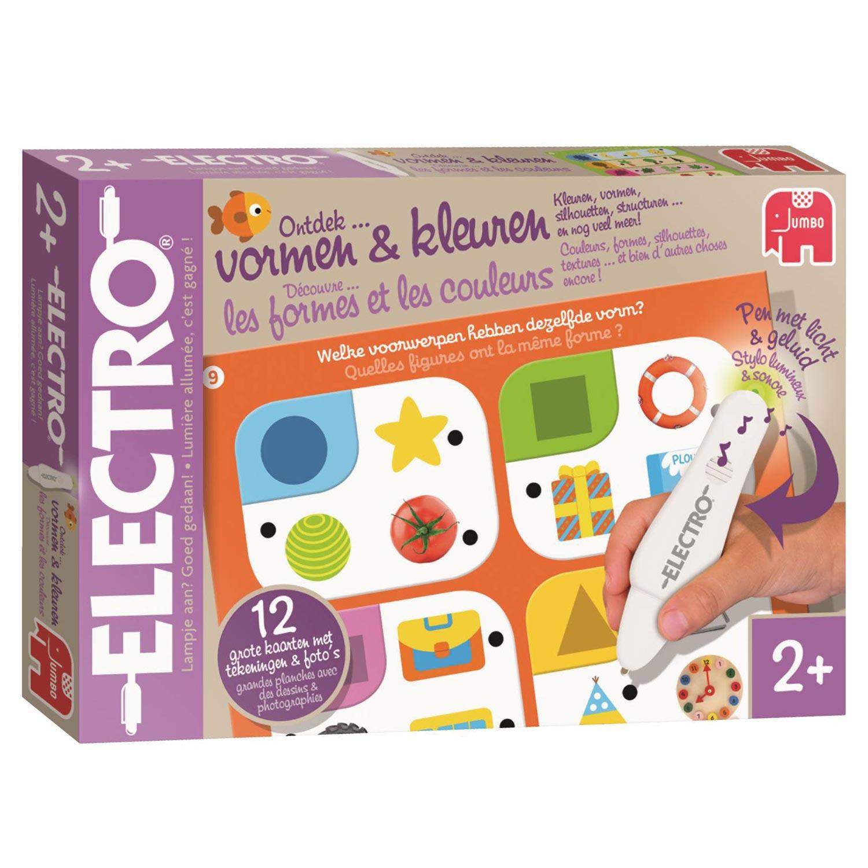 272f3bd6140 Electro Wonderpen Vormen & Kleuren online kopen   Lobbes Speelgoed