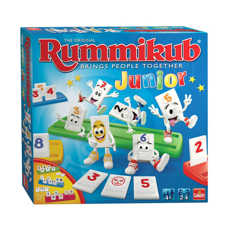 Rummikub The Original Junior