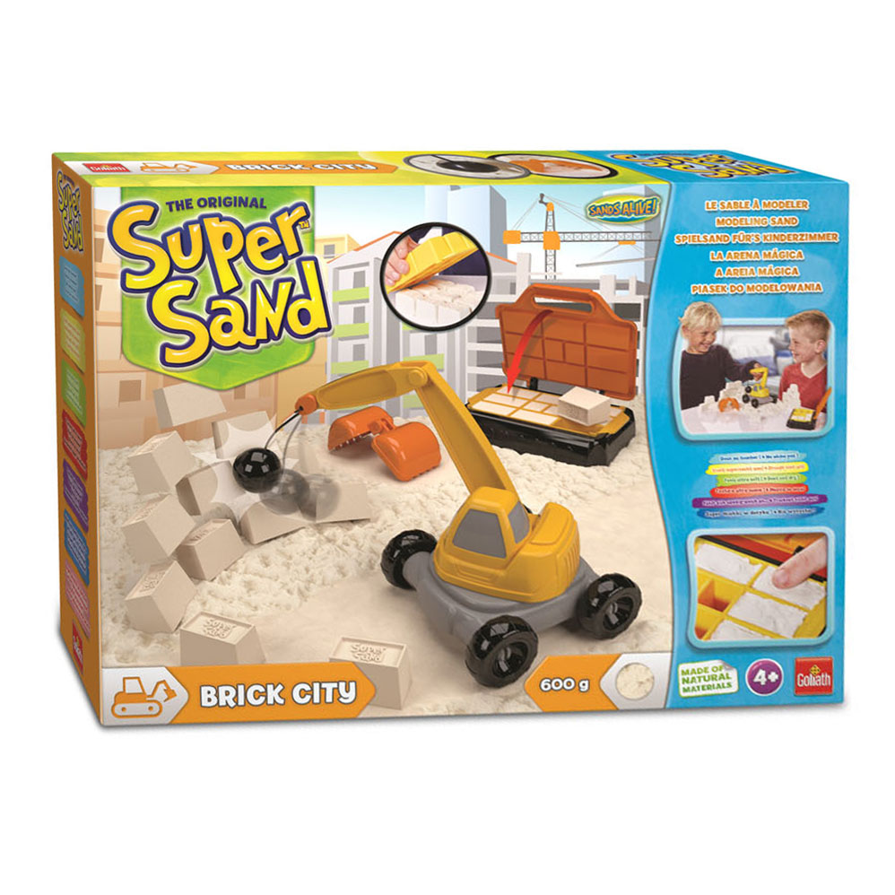 Super Sand Brick City