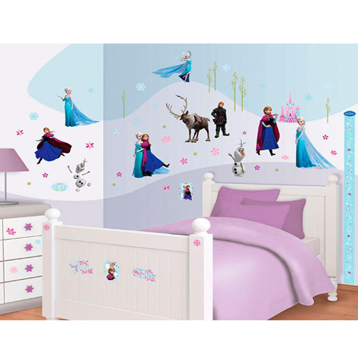 Walltastic Muurstickers Disney Frozen online kopen  Lobbes.nl