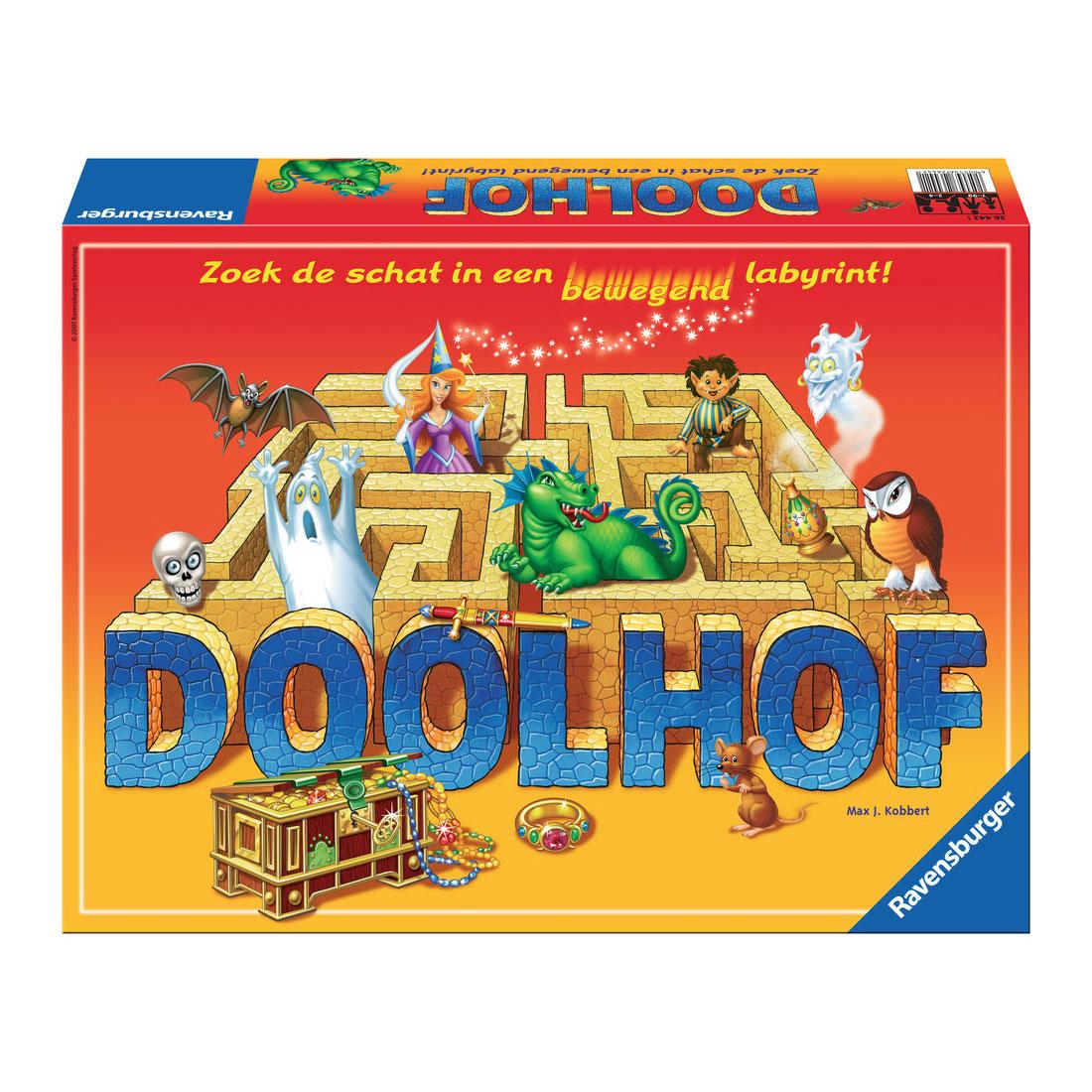 Doolhof online kopen   Lobbes Speelgoed
