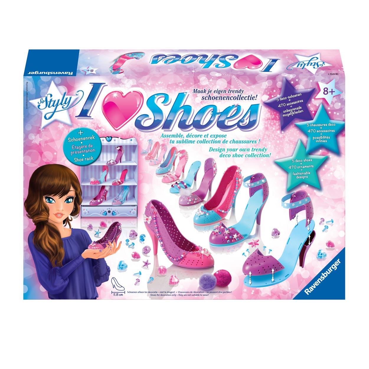 So Styly I Love Shoes Maxi Prinsessen Schoenen Online Kopen