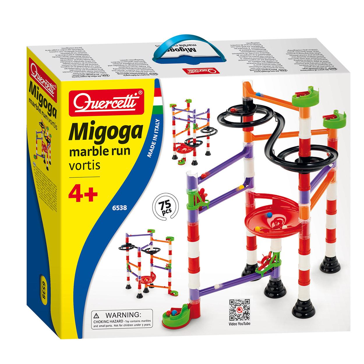 migoga marble run maxi instructions