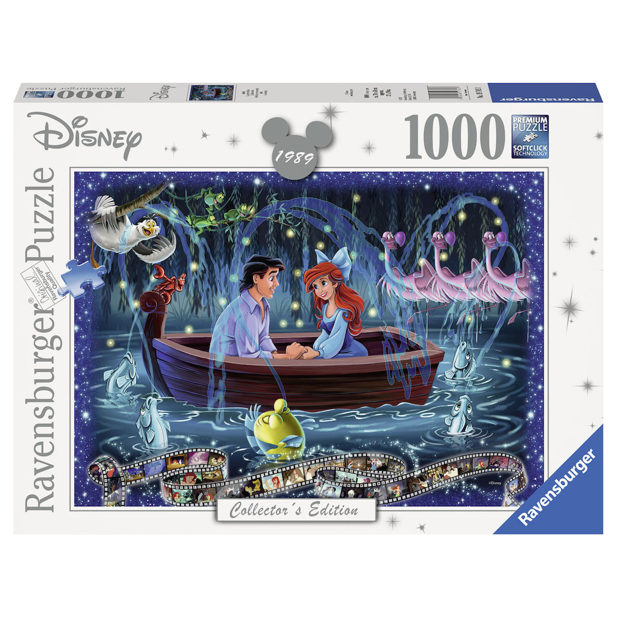 Disney Collector's Edition Ariël, 1000st.