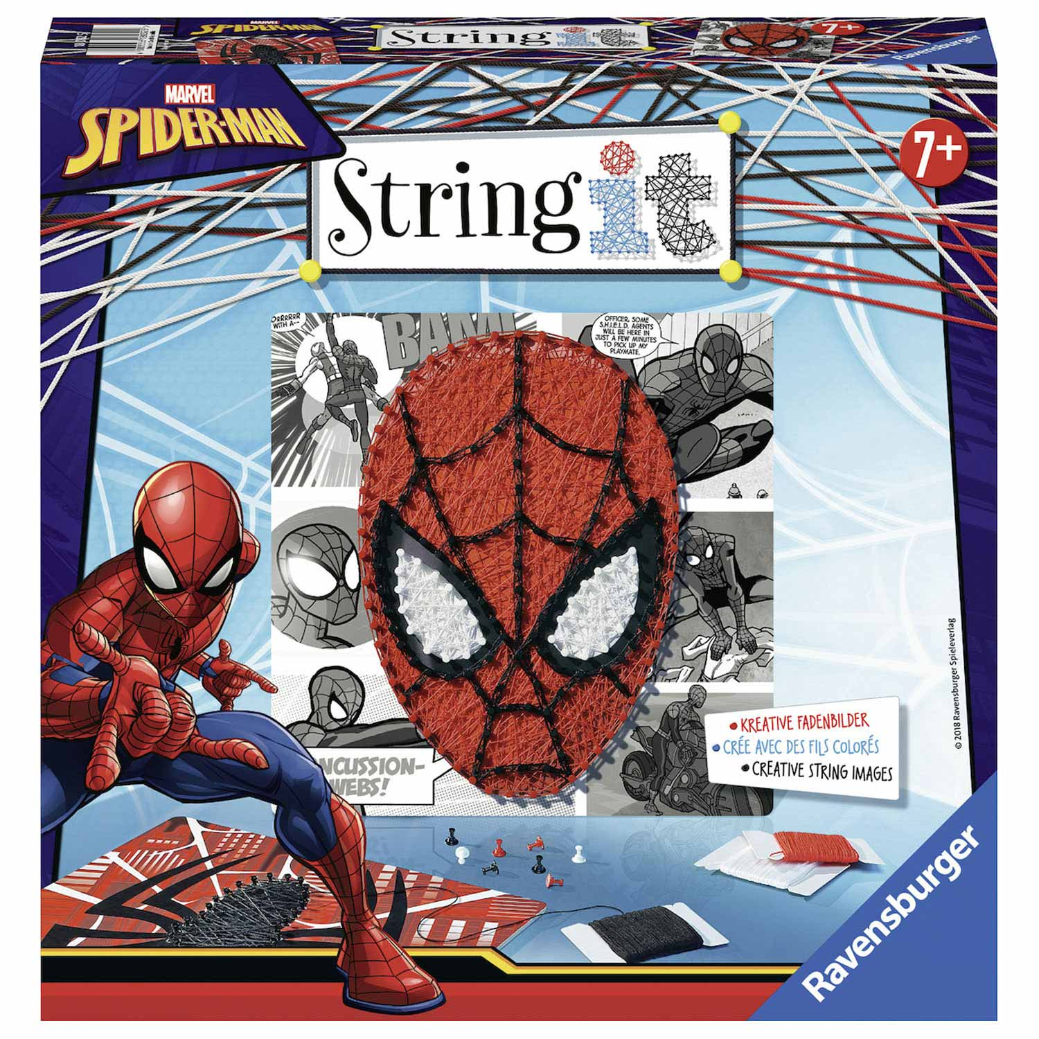 String It - Spiderman