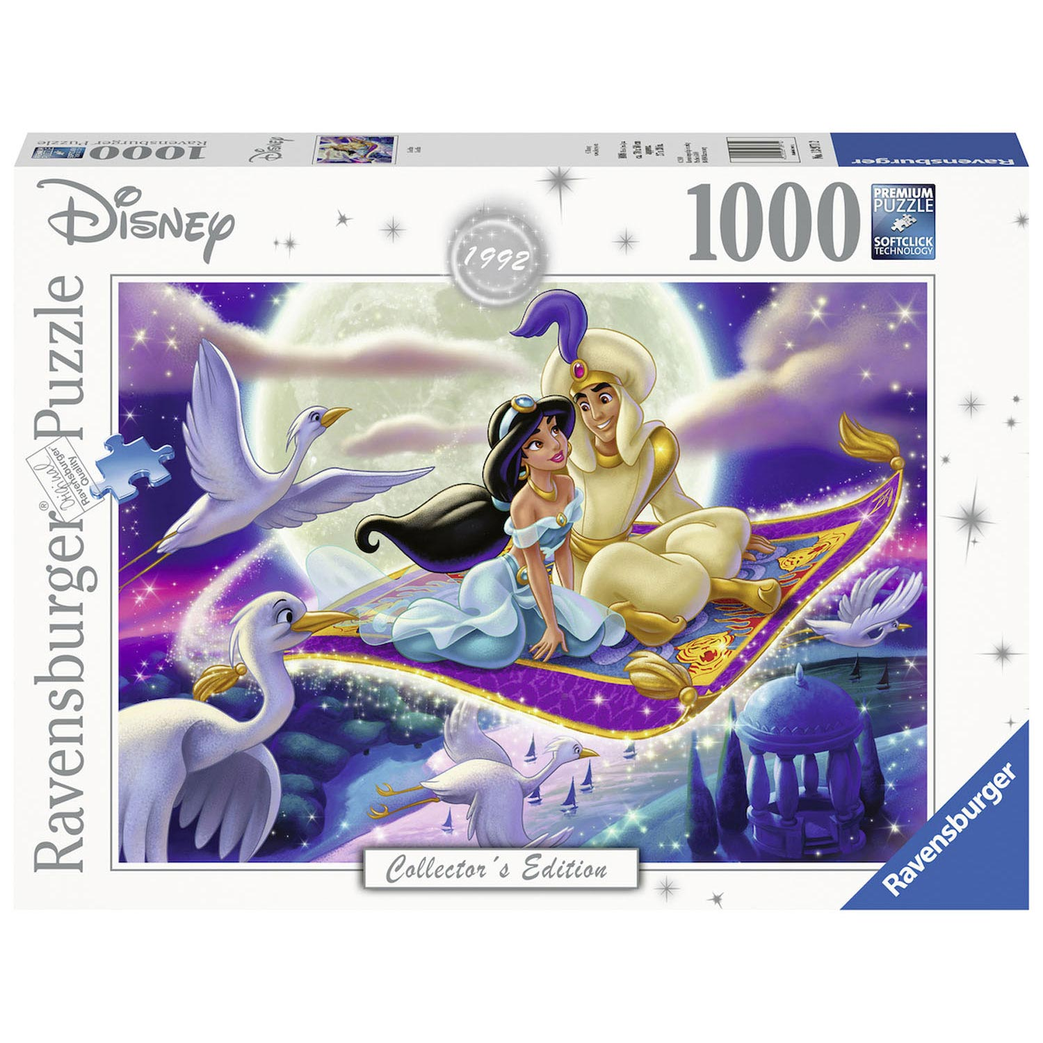 Disney Collector's Edition Aladdin, 1000st.