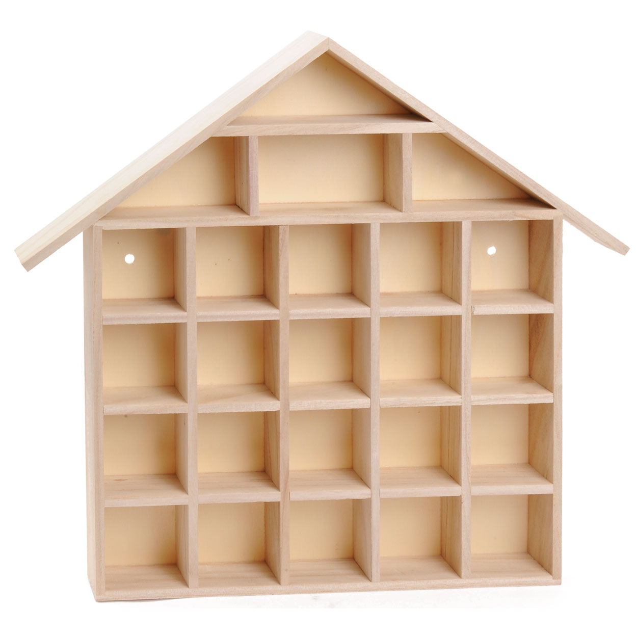 Houten Letterbak Huis online kopen   Lobbes Speelgoed