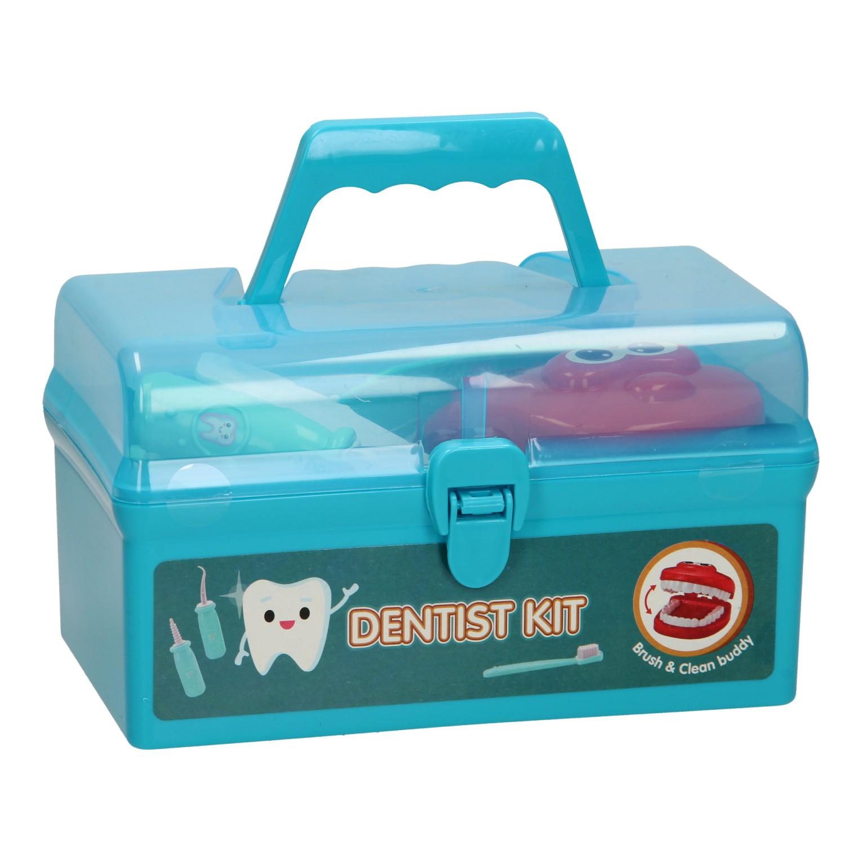 Tandarts Speelset in Koffer online kopen | Lobbes Speelgoed