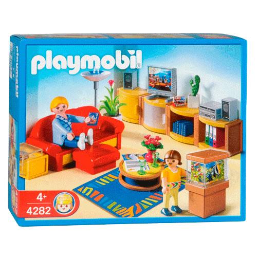 Playmobil 4282 Grote Woonkamer online kopen | Lobbes.nl