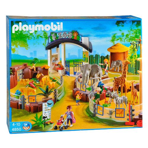 speelgoed speelfiguren playmobil city life dierentuin detail  grote