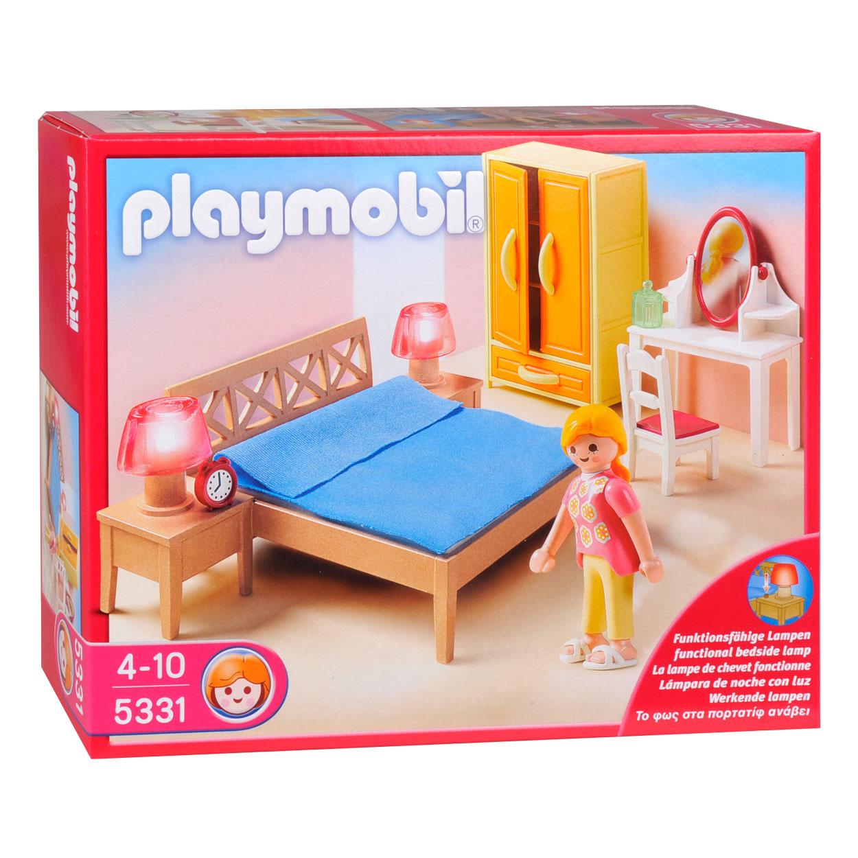 Playmobil Slaapkamer Van De Ouders 5331.Playmobil 5331 Slaapkamer Van De Ouders Online Kopen Lobbes Speelgoed