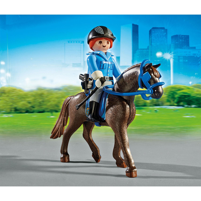 Playmobil 6922 Politie Met Paard En Trailer Online Kopen