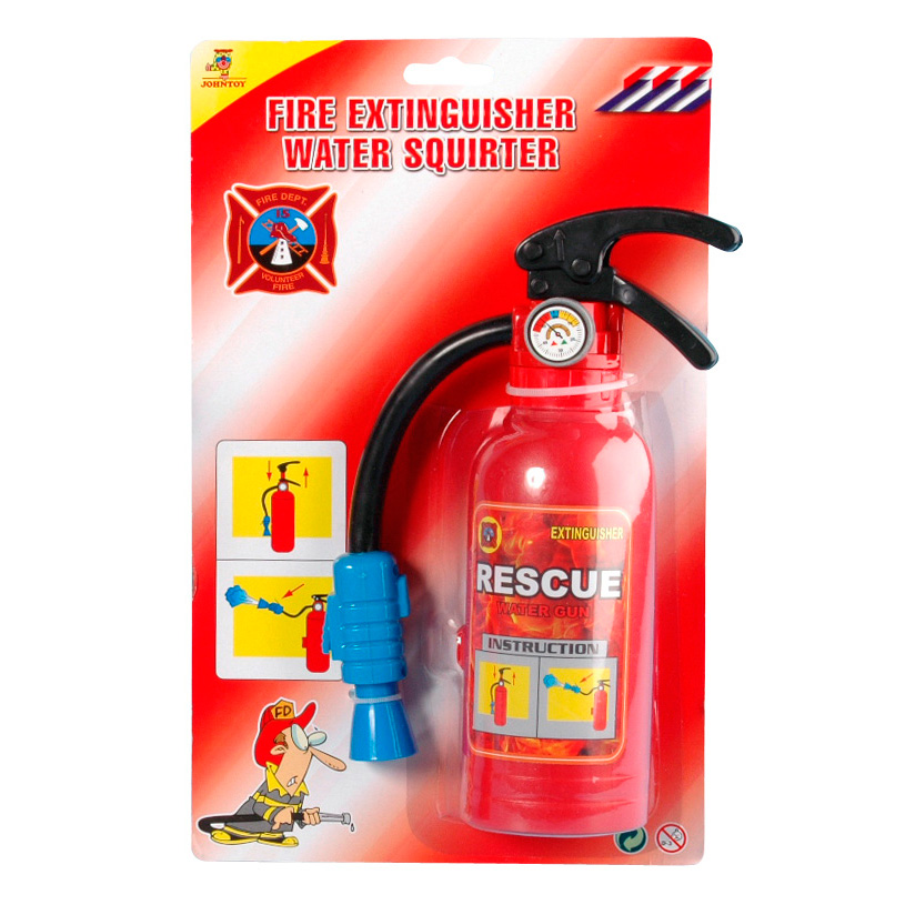Waterpistool Brandblusser online kopen   Lobbes Speelgoed