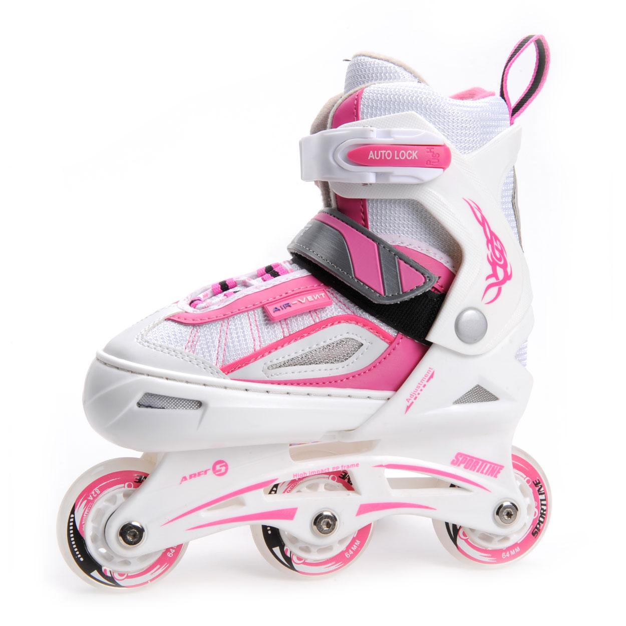 40765115a69 Sportline In-line Skates Meisje, maat 28-31 online kopen   Lobbes.nl