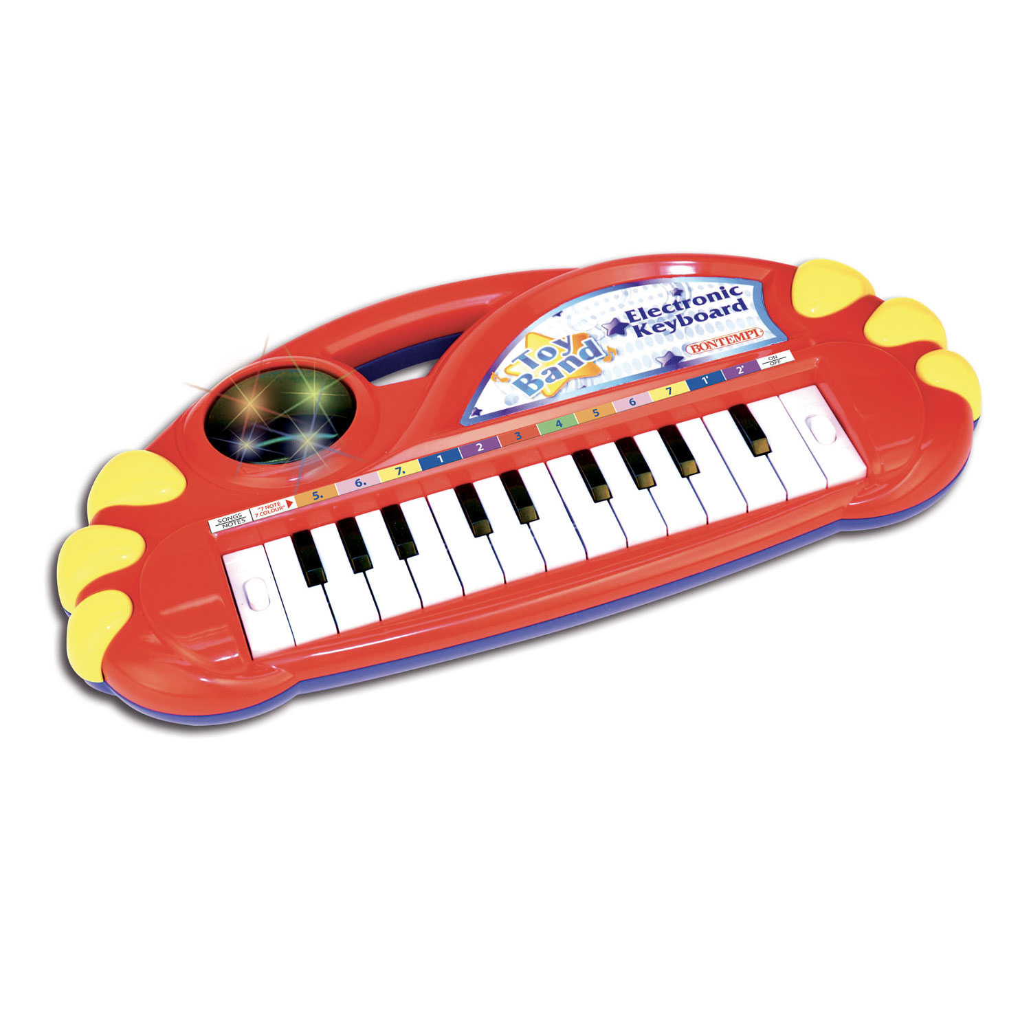 Bontempi Keyboard met Licht