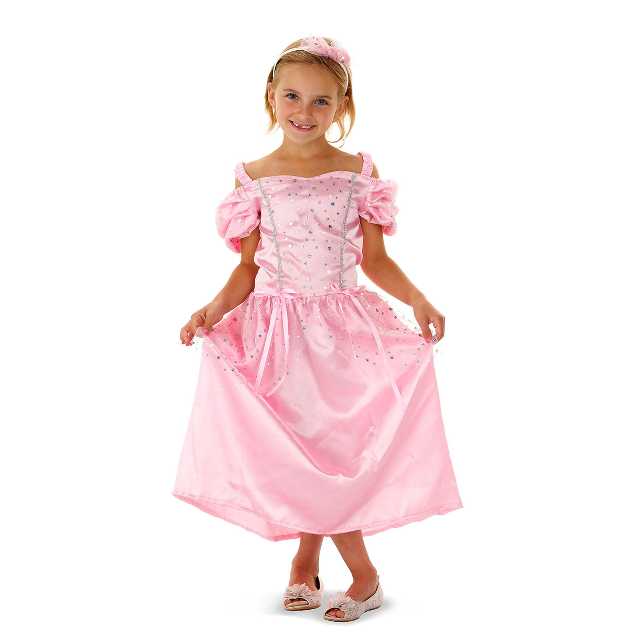 Verkleedset Traditionele Prinses - S