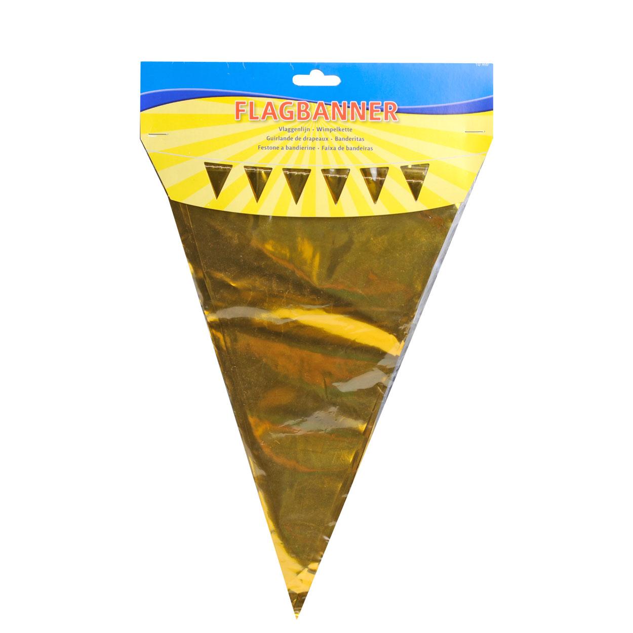 gouden vlaggenlijn 10mtr online kopen