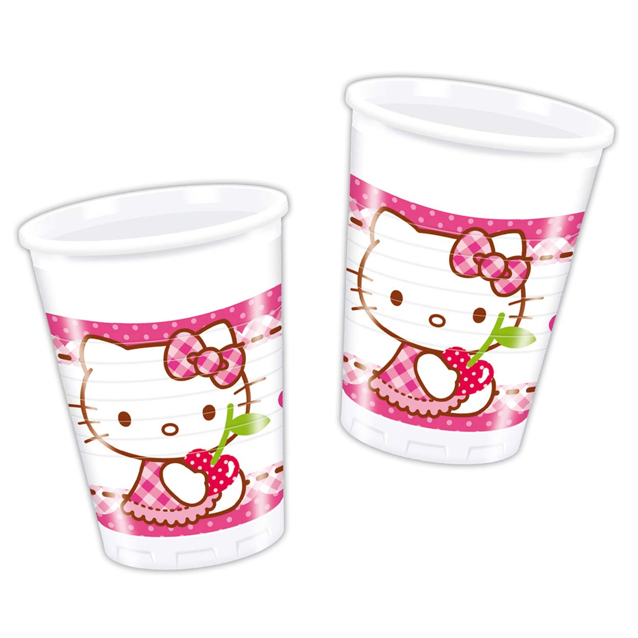 Hello Kitty Bekers, 8st.