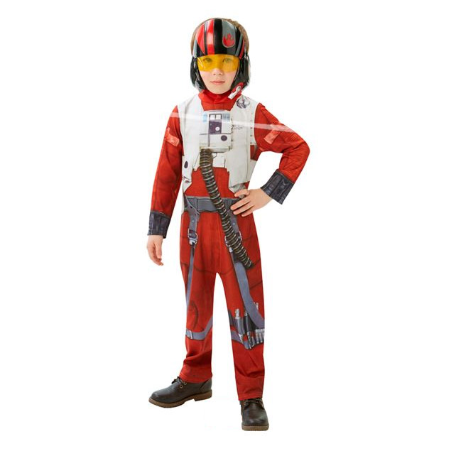Verkleedset Star Wars X-Wing Fighter Pilot - L
